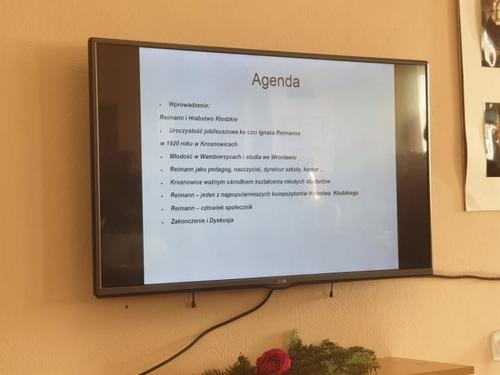 Konferencja Reimann Krosnowice styczen16